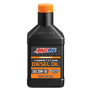 DOMINATOR 20W-50 Competition Diesel Oil
