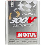 300V COMPETITION 15W50 10X2L