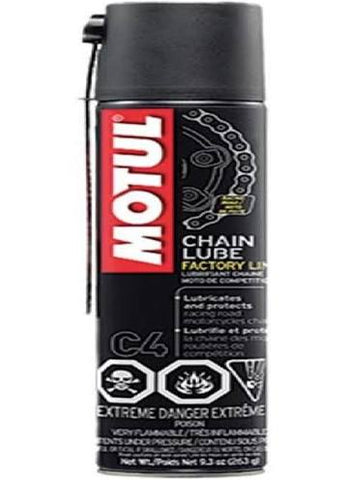 C4 CHAIN LUBE FL 12X0.400L US CAN