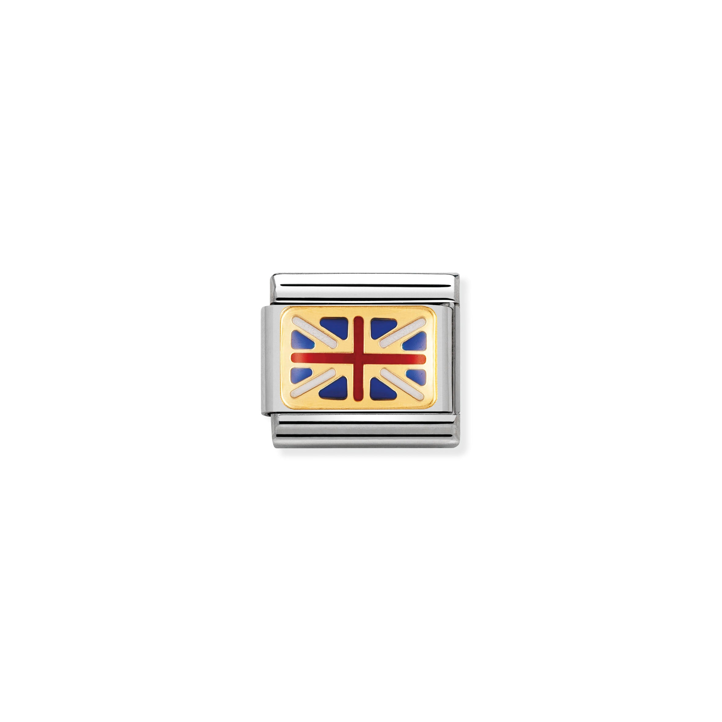 NOMINATION - Composable Steel & Gold Europe Flag 'Britain'