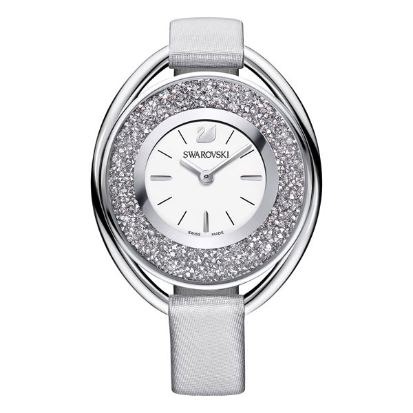 SWAROVSKI CRYSTALLINE WATCH, WHITE