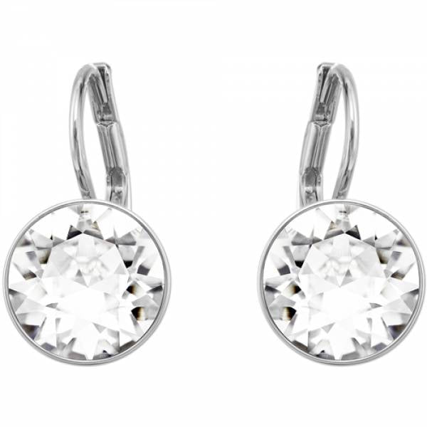 Swarovski Rhodium Bella Mini Earrings