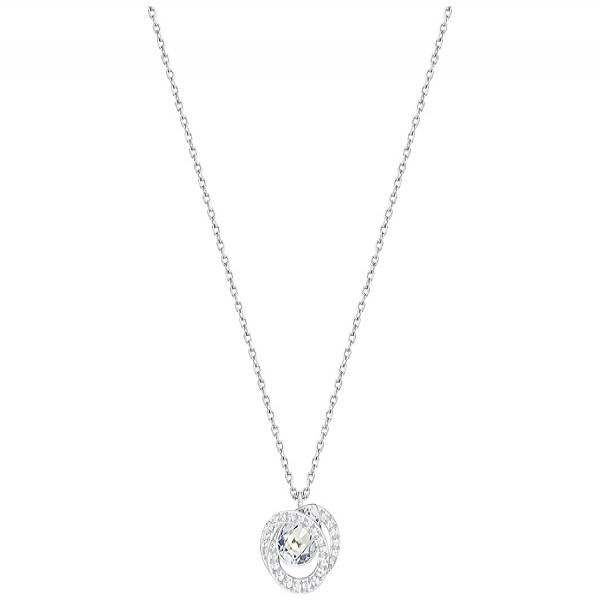 Swarovski Rhodium Generation Necklace
