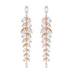 Swarovski Rose Mayfly Earrings