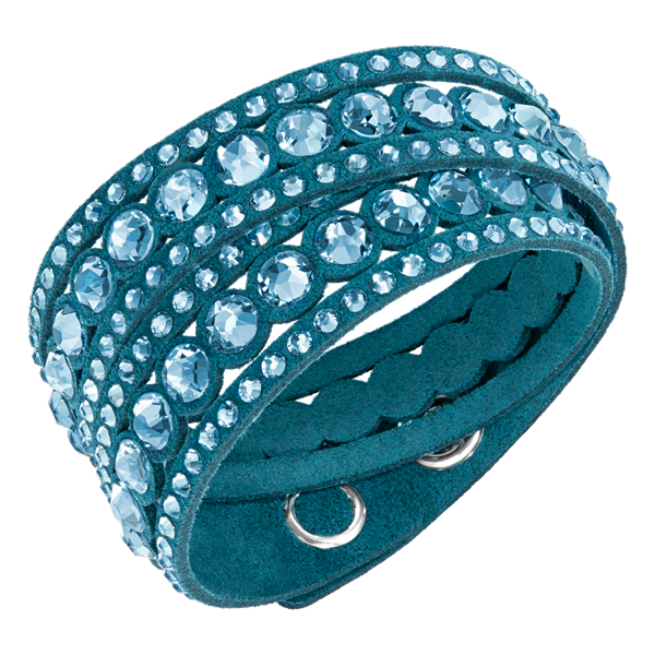Swarovski Slake Dot Bracelet, Medium