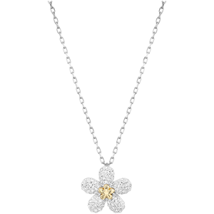 Swarovski Tough Flower Necklace