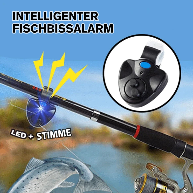 Intelligenter Fischbissalarm