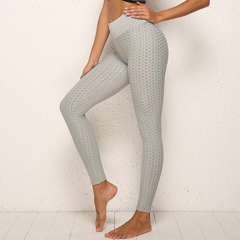 Jacquard High Stretch Yogahose