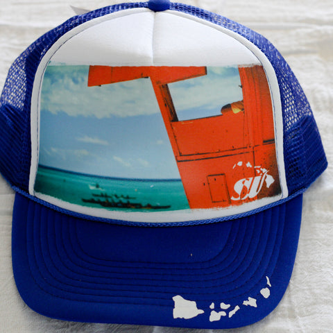 Lifeguard - Photo Trucker Hat