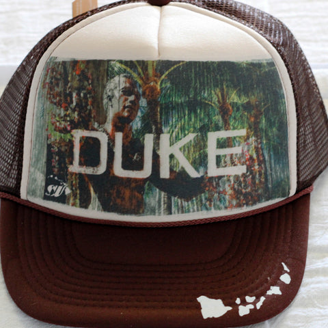 Duke - Photo Trucker Hat