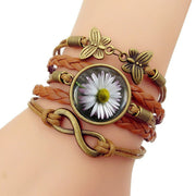 Vintage Casual Elegant Alloy Holiday Date Daily Bracelets