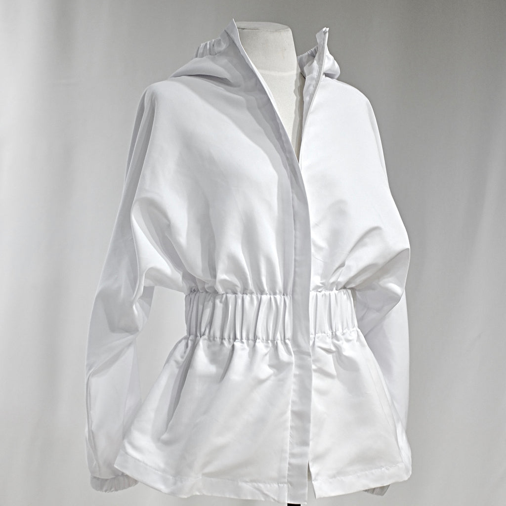 Protective Outerwear Set in Pure White