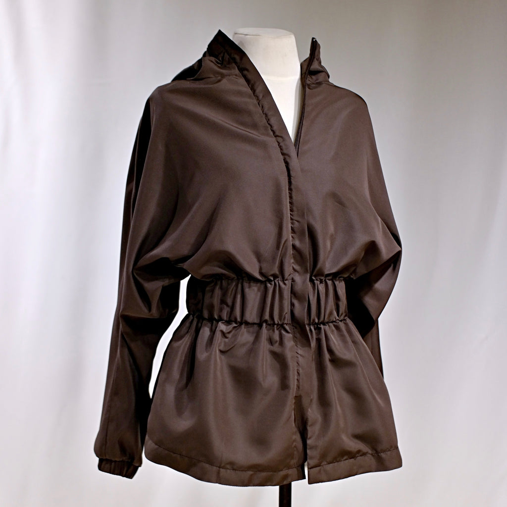 Protective Outerwear Set in Deep Brown