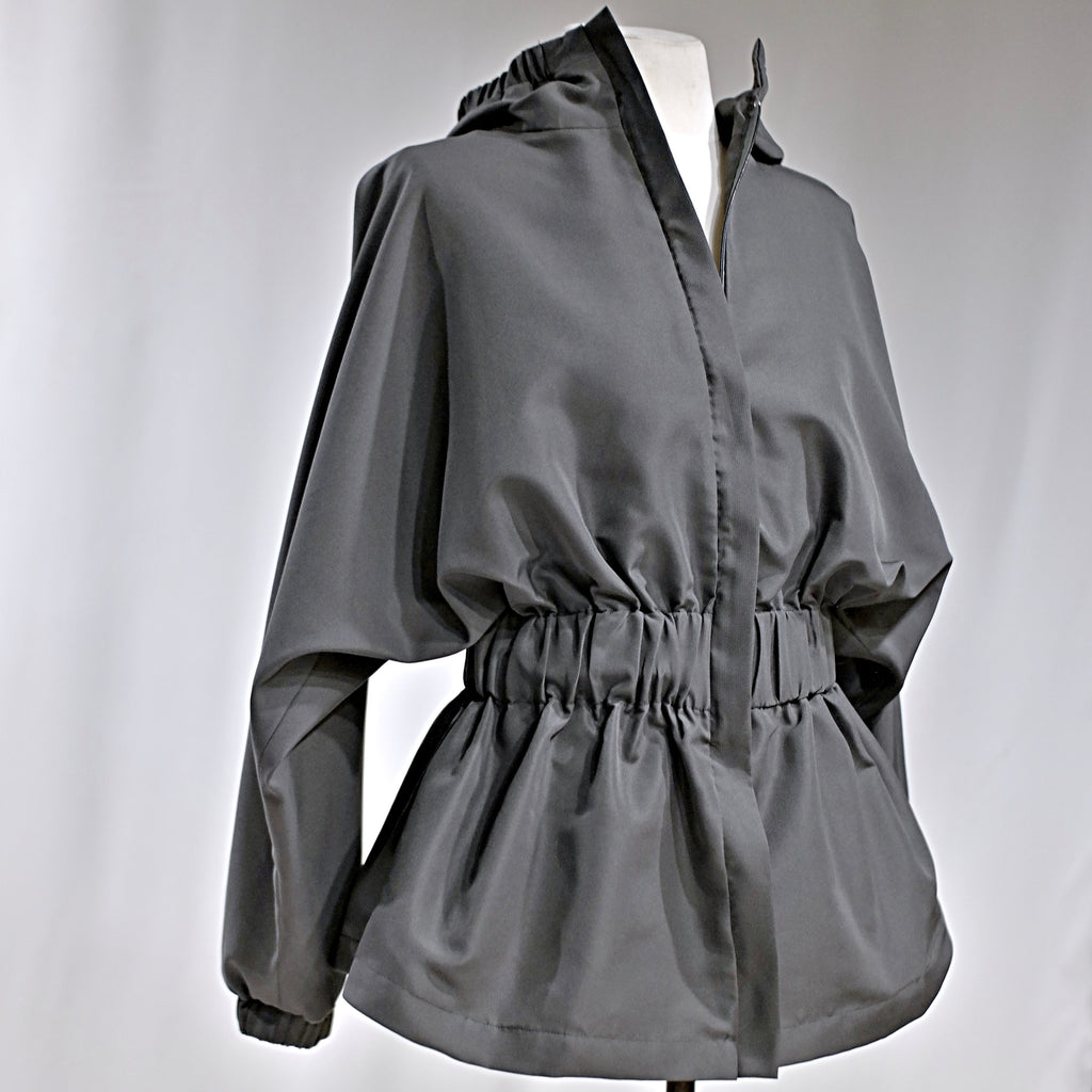 Protective Outerwear Set in Charcoal