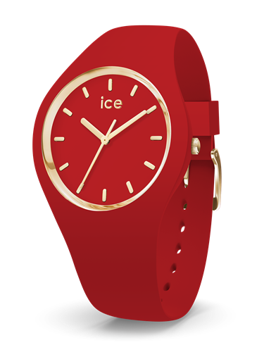 ICE GLAM COLOUR - RED - MEDIUM - 3H