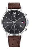TOMMY HILFIGER DANIEL GREY DIAL WATCH