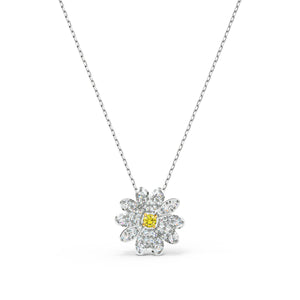 ETERNAL FLOWER:PENDANT CZOY/MIX
