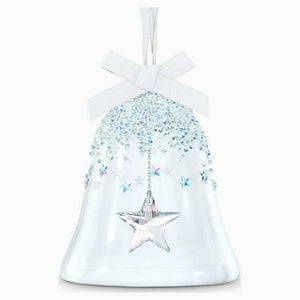 CLASSIC: BELL ORNAMENT STAR LARGE