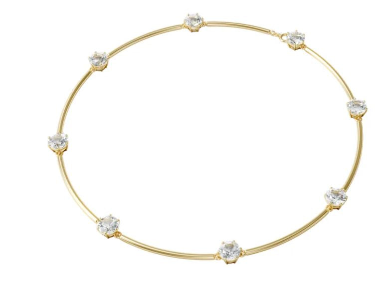 CONSTELLA:CHOKER WHITE/GOM