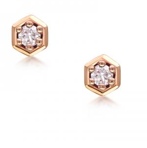 BLUSH ALLORA EARRINGS