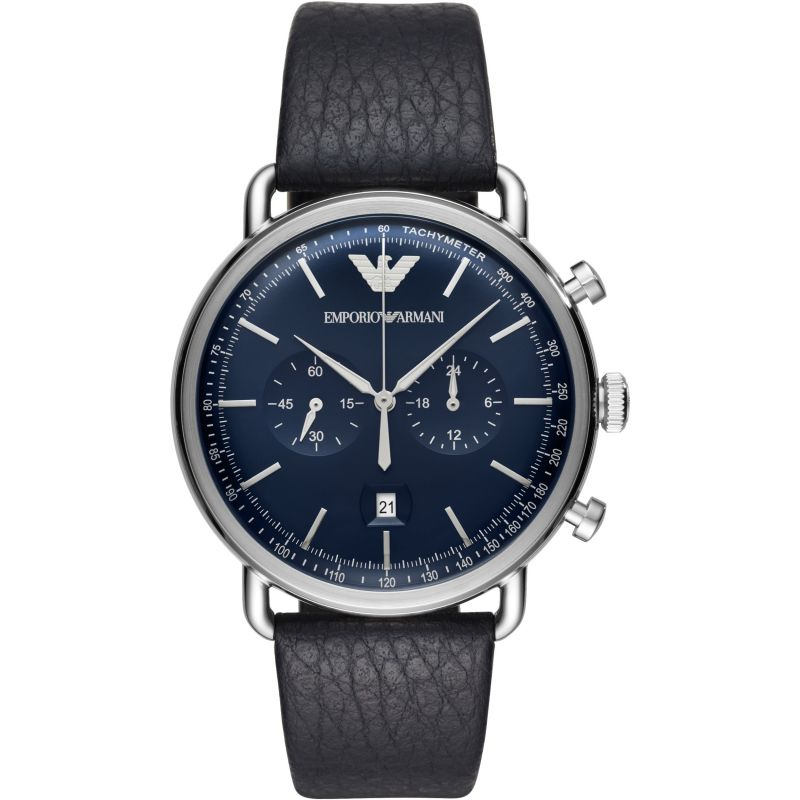 EMPIRO ARMANI GENTS WATCH LEATHER
