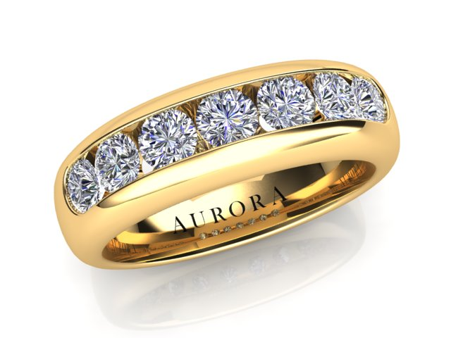 AURORA 18CT G SI TDW-1.00CT DIAMOND RING