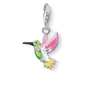 C/CLUB ENAMEL HUMMINGBIRD
