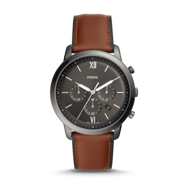 FOSSIL RD SMK GRY STP