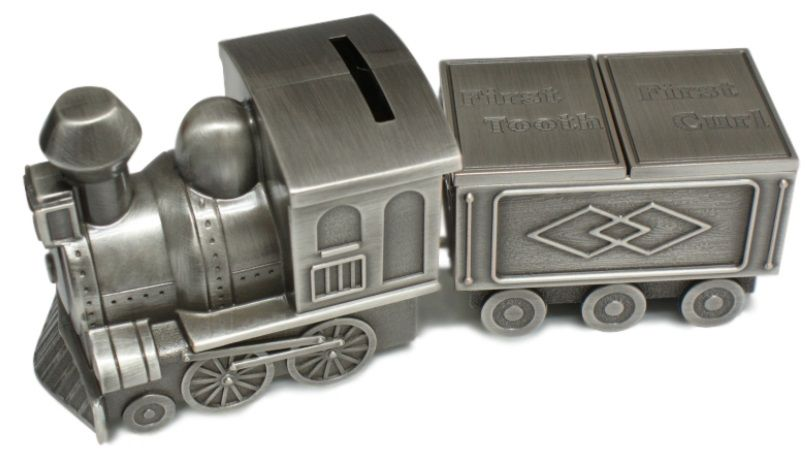 MINI TRAIN TOOTH & CURL BANK