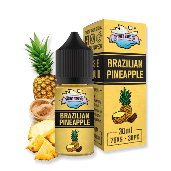 Vape Juice - Pineapple