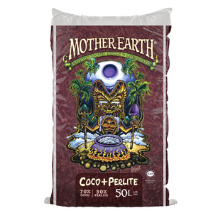 Mother Earth - Coco + Perlite Mix 50 Liter 1.75 cu ft