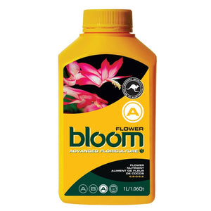 Bloom Yellow Bottle - Flower A 1L