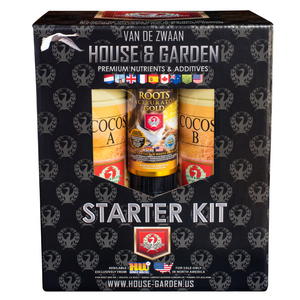 House and Garden - Cocos A and B Starter Kit