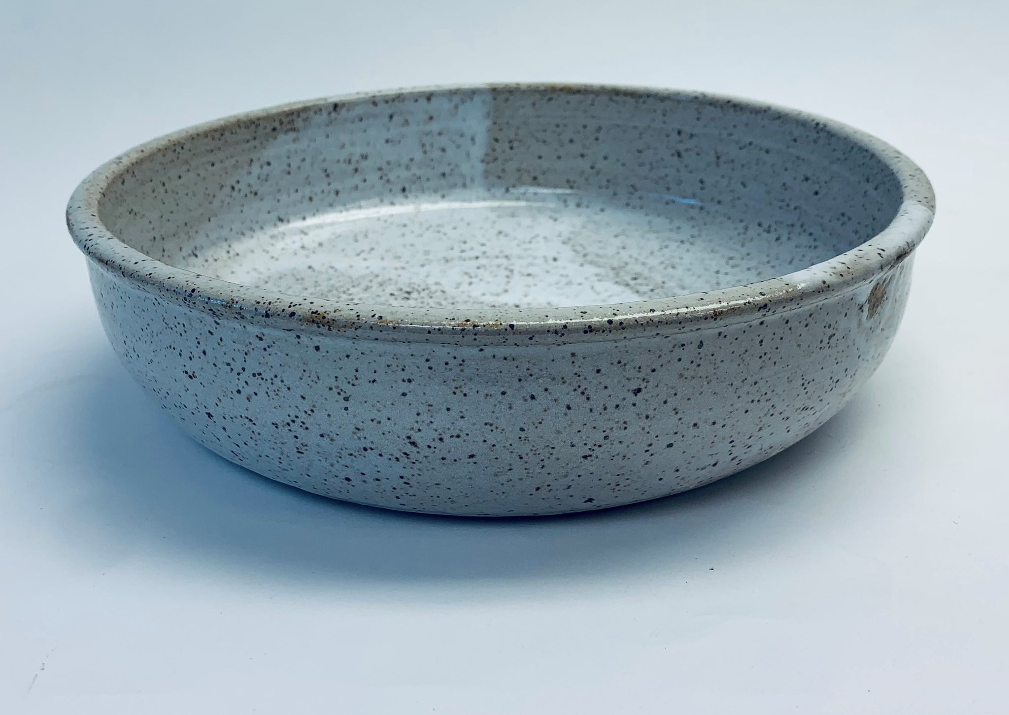 Low Bowl - White