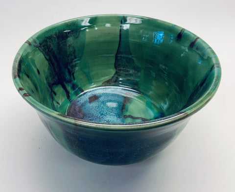 "Tulip ""Ocean"" Serving Bowl"