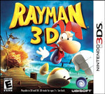 Rayman 3D 3DS Used