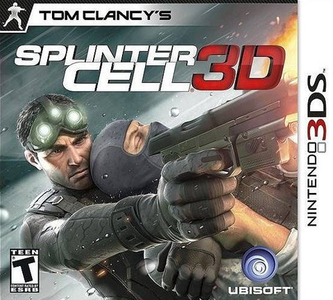 Splinter Cell 3DS Used