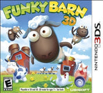 Funky Barn 3D 3DS Used Cartridge Only