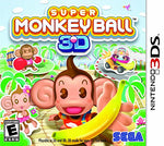 Super Monkey Ball 3DS Used Cartridge Only