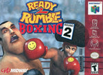 Ready 2 Rumble Boxing 2 N64 Used Cartridge Only