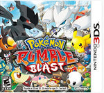 Pokemon Rumble Blast 3DS Used Cartridge Only