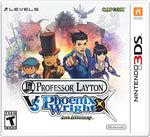 Professor Layton Vs Phoenix Wright 3DS Used Cartridge Only
