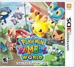 Pokemon Rumble World 3DS Used Cartridge Only