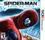 Spiderman Edge Of Time 3DS Used Cartridge Only