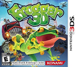 Frogger 3D 3DS Used