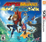 RPG Maker Fes 3DS Used Cartridge Only