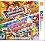 Puzzle And Dragons Z And Super Mario Bros Edition 3DS New