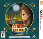 Laytons Mystery Journey Katrielle And The Millionaires Conspiracy 3DS Used