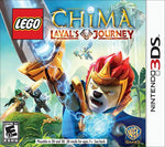 Lego Chima Lavals Journey 3DS Used