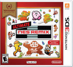 Ultimate Nes Remix 3DS Used